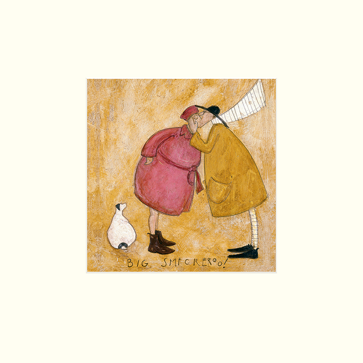 Sam Toft (Big Smackeroo!) Mounted Prints