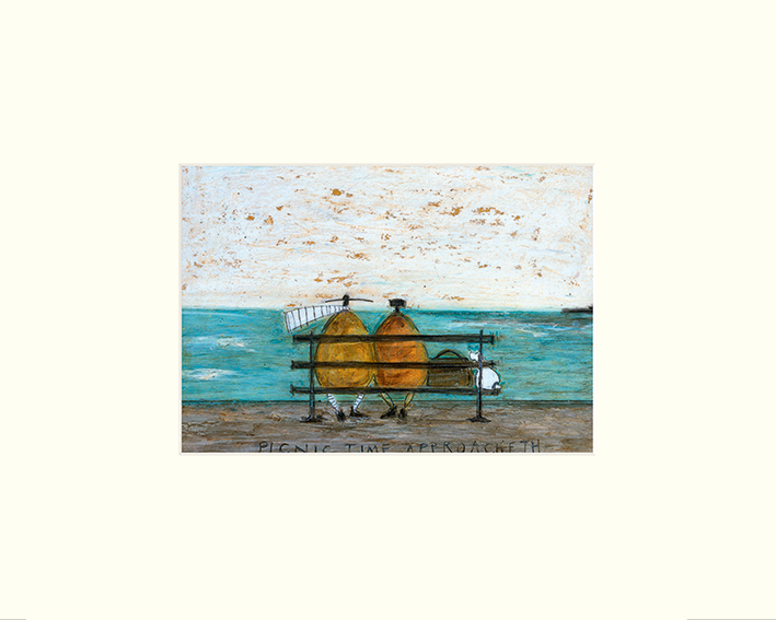 Sam Toft (Picnic Time Approacheth) Mounted Prints