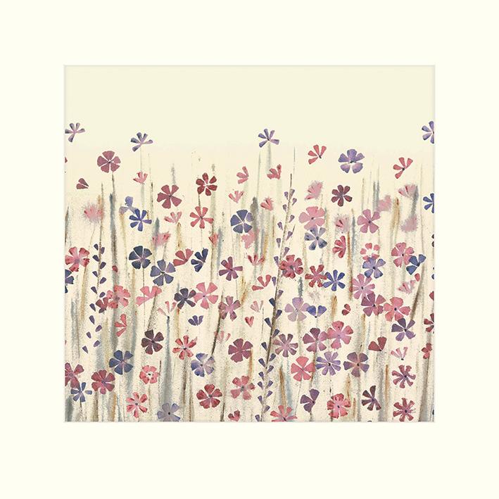 Simon Fairless (Summer Bloom) Mounted Print