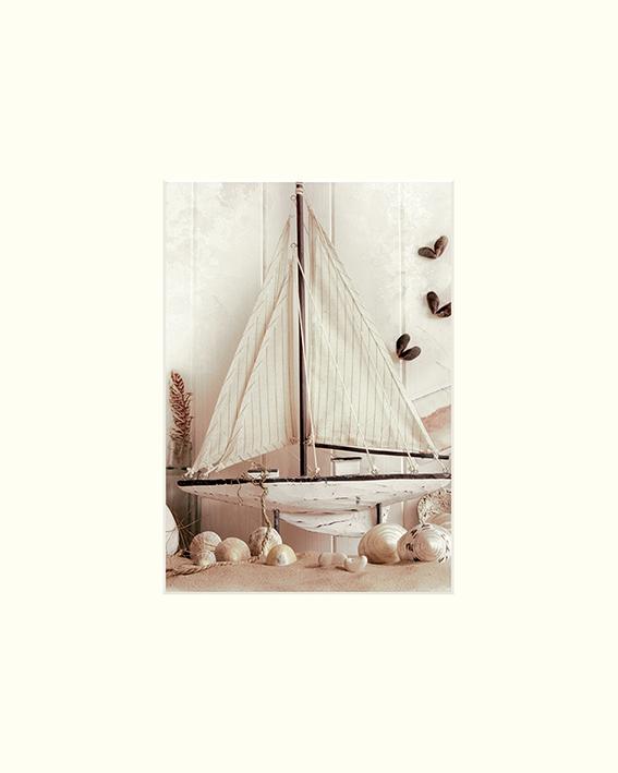 Ian Winstanley (Seaside Collection) Mounted Prints