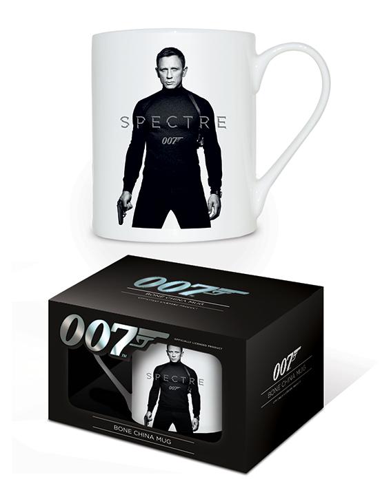 James Bond (Spectre) Bone China Mugs