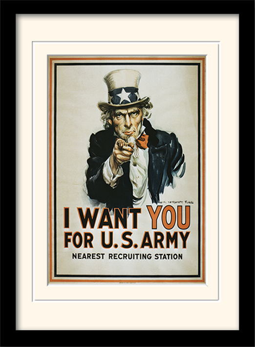 I Want You (Uncle Sam) Memorabilia