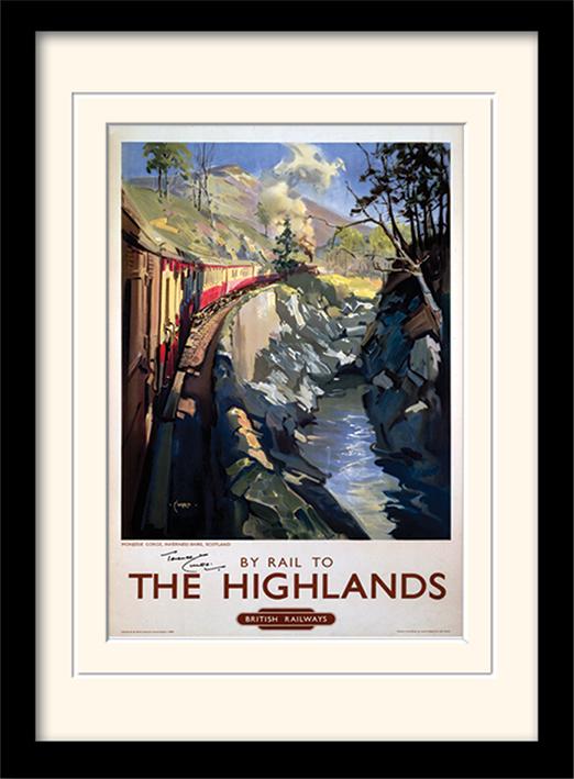 The Highlands Memorabilia