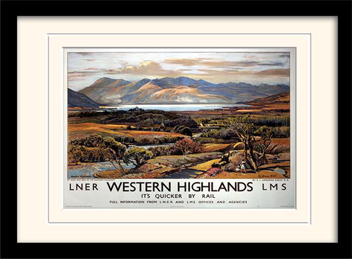 Western Highlands (2) Memorabilia