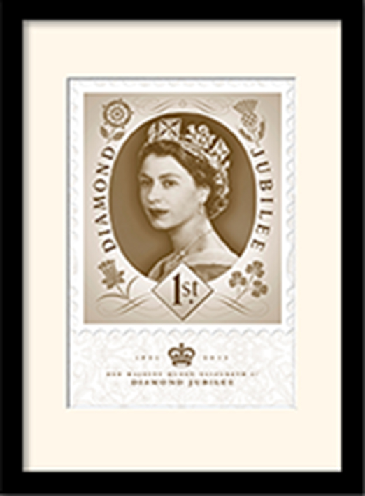 Royal Mail (Diamond Jubilee Brown) Memorabilia