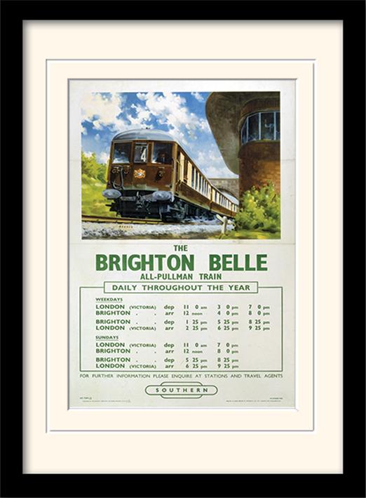 Brighton Belle Memorabilia