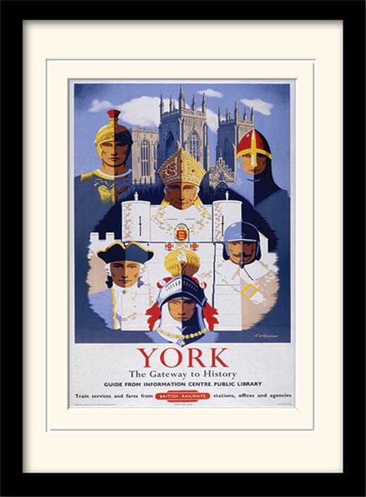 York (5) Memorabilia