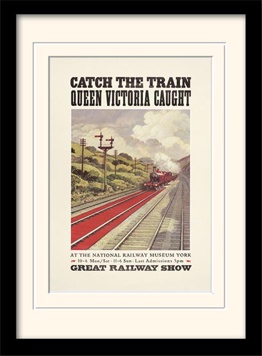 Catch the Train Memorabilia