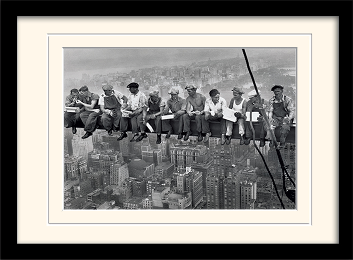 Lunch on a Skyscraper Memorabilia