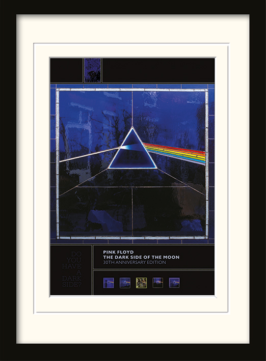 Pink Floyd (Dark Side of the Moon- 30th Anniversary) Memorabilia