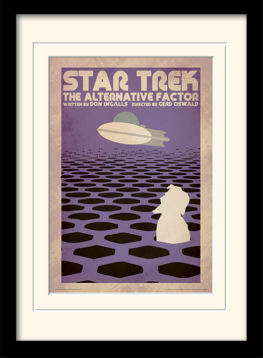 Star Trek (The Alternative Factor) Memorabilia