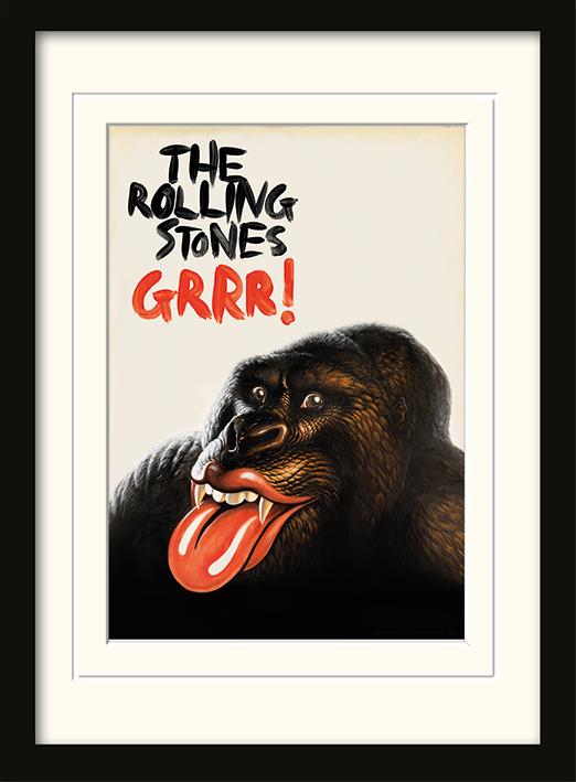 Rolling Stones (Grr!) Memorabilia