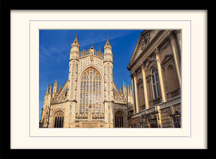 Bath Abbey & Roman Baths Memorabilia