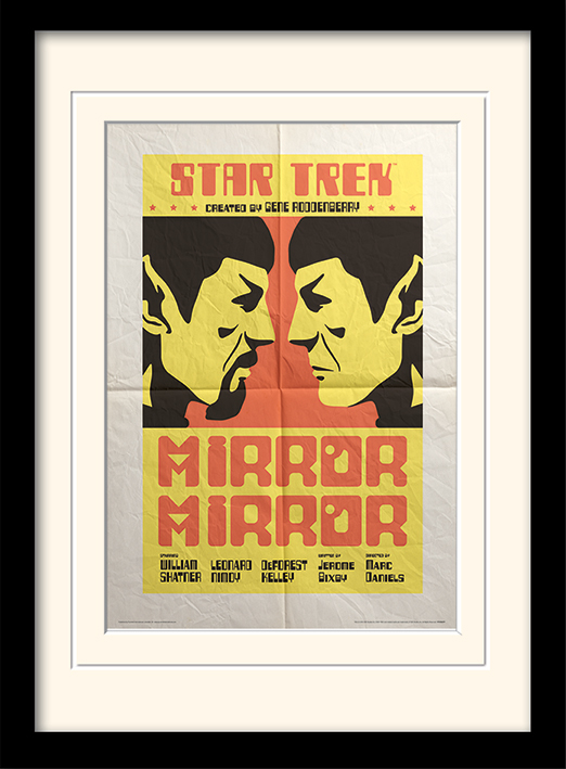 Star Trek (Mirror Mirror) Memorabilia