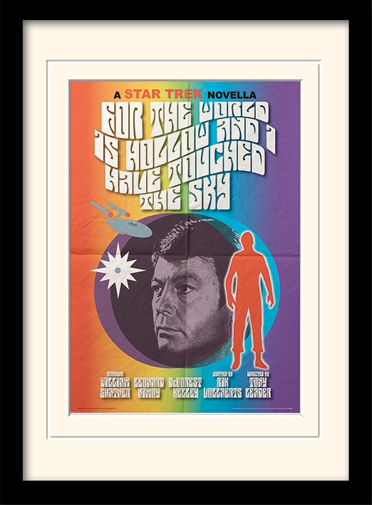 Star Trek (For The World Is Hollow And I Have Touched The Sky) Memorabilia