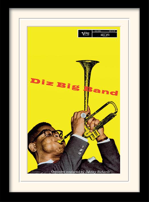 Dizzie Gillespie (Big Band) Memorabilia