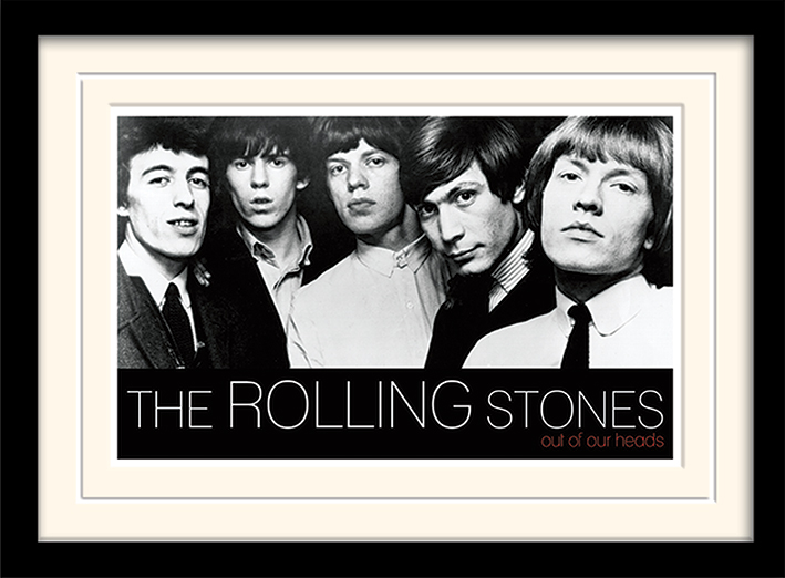 Rolling Stones (Out Of Our Heads) Memorabilia