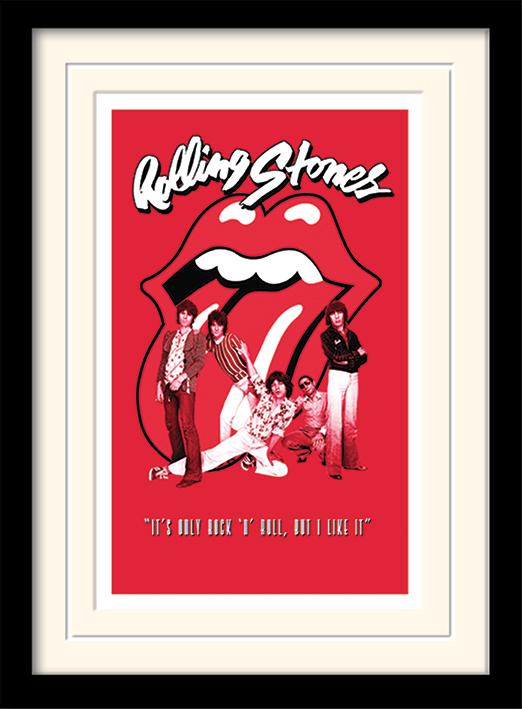 Rolling Stones (It's Only Rock n Roll) Memorabilia