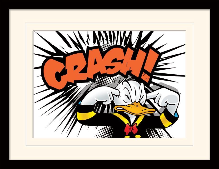 Donald Duck (Crash) Memorabilia