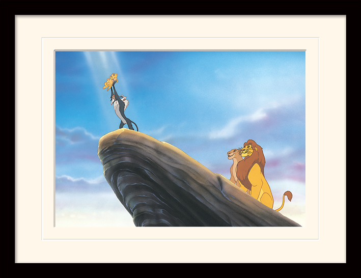 The Lion King (Ledge) Memorabilia