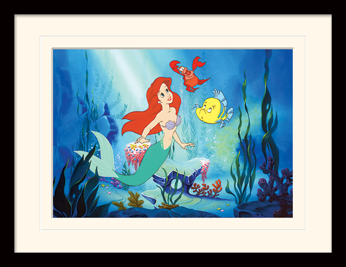 The Little Mermaid (Ariel) Memorabilia