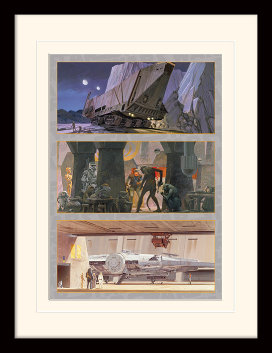 Star Wars (Tatooine and Mos Eisley) Memorabilia