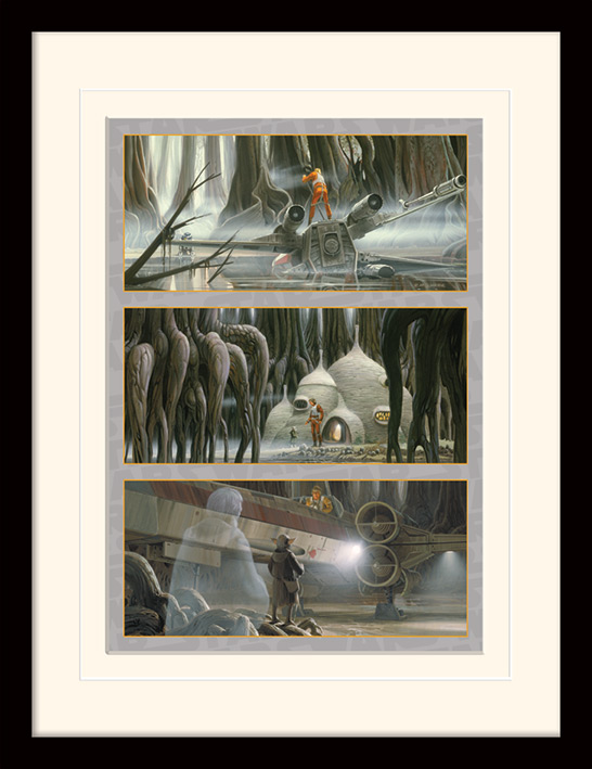 Star Wars (Mission to Dagobah) Memorabilia