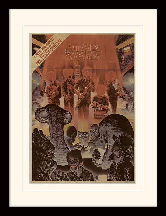 Star Wars (Mos Eisley Cantina Aged) Memorabilia
