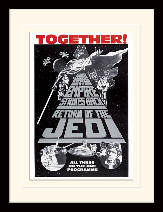 Star Wars (Trilogy Together) Memorabilia
