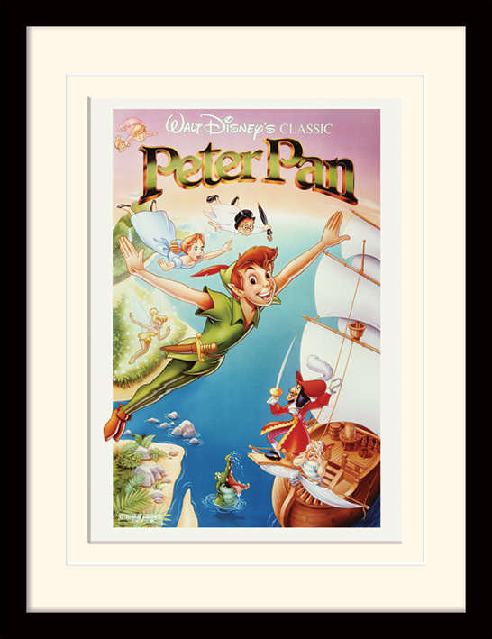 Peter Pan (Flying) Memorabilia