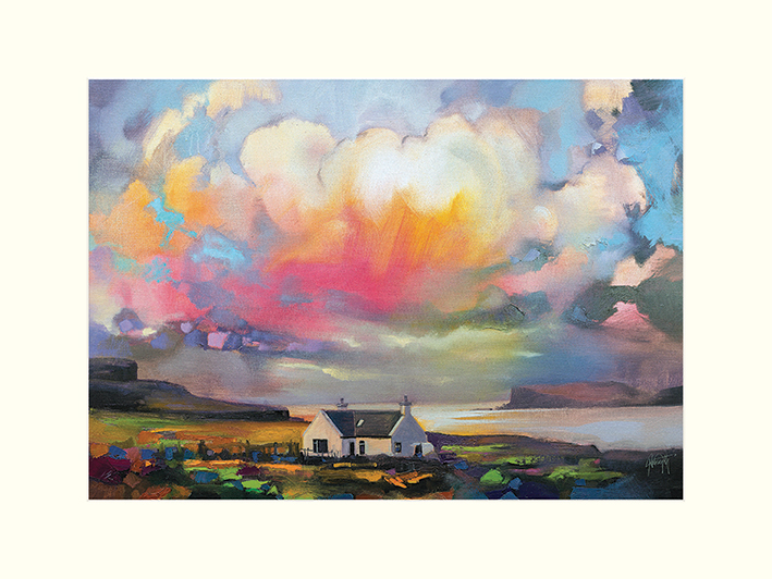 Scott Naismith (Duirinish Skye) Mounted Print