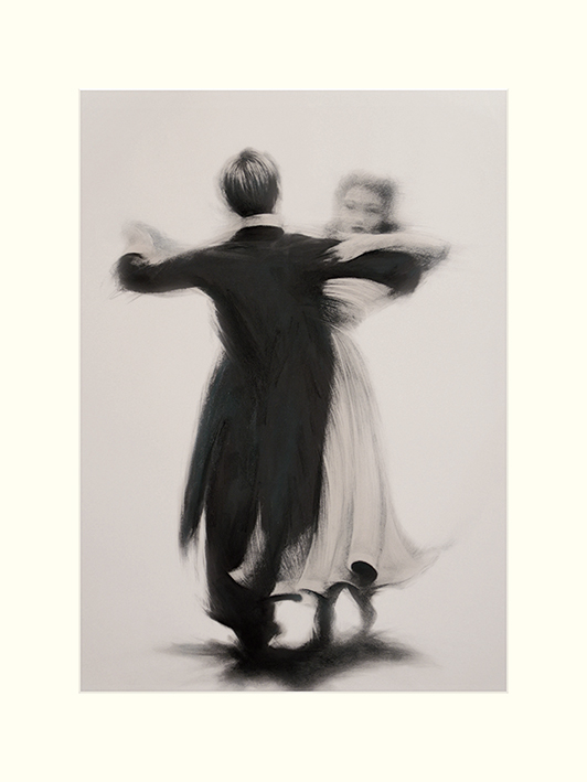 T. Good (Ballroom 2) Mounted Print
