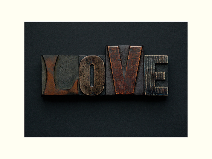 Alyson Fennell (Love) Mounted Prints