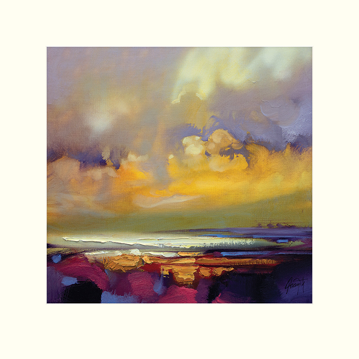 Scott Naismith (Rising) Mounted Prints