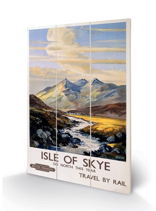 Isle of Skye (1) Wood Prints