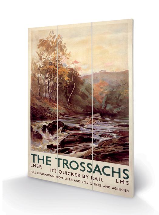 The Trossachs Wood Prints