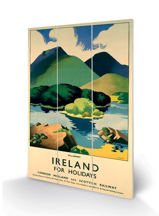 Killarney Wood Prints
