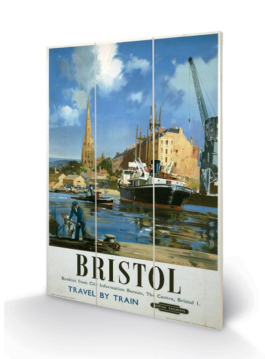 Bristol (5) Wood Prints
