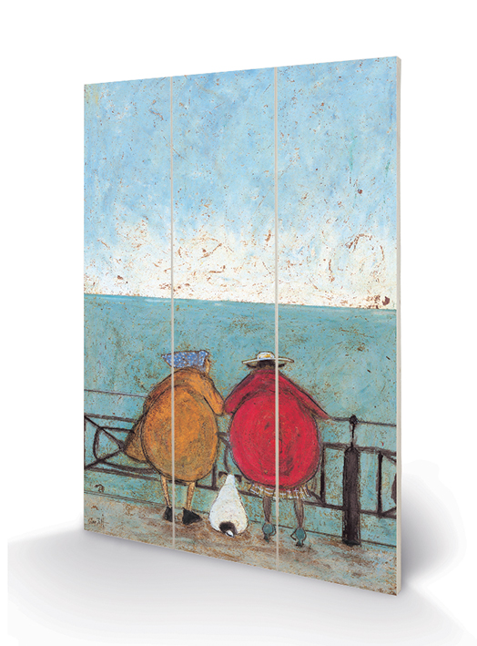Sam Toft (Doris Earwigging) Wood Prints