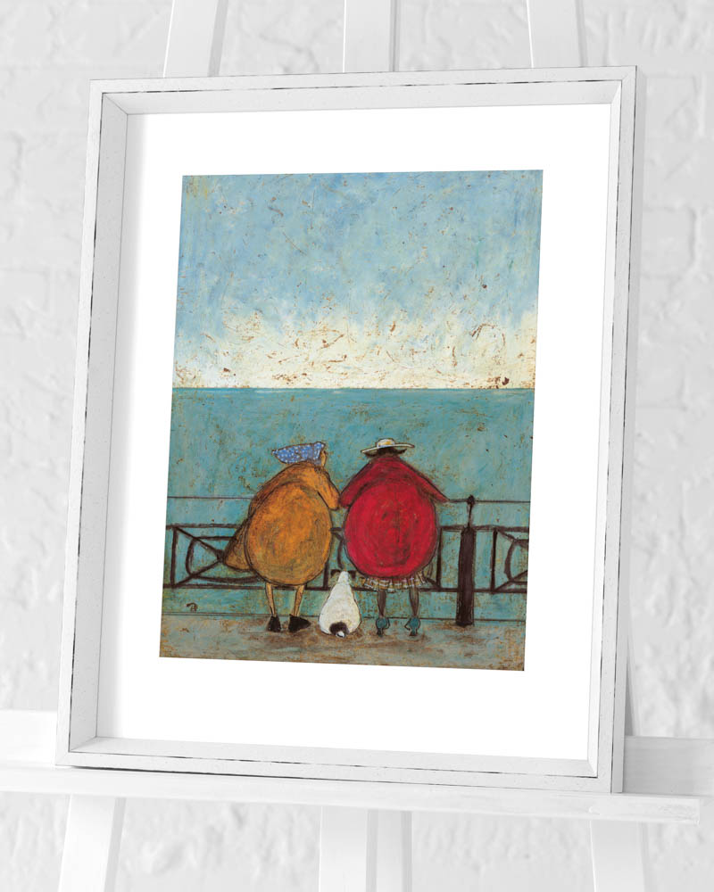 Sam Toft (Doris Earwigging) Pre-Framed Art Prints