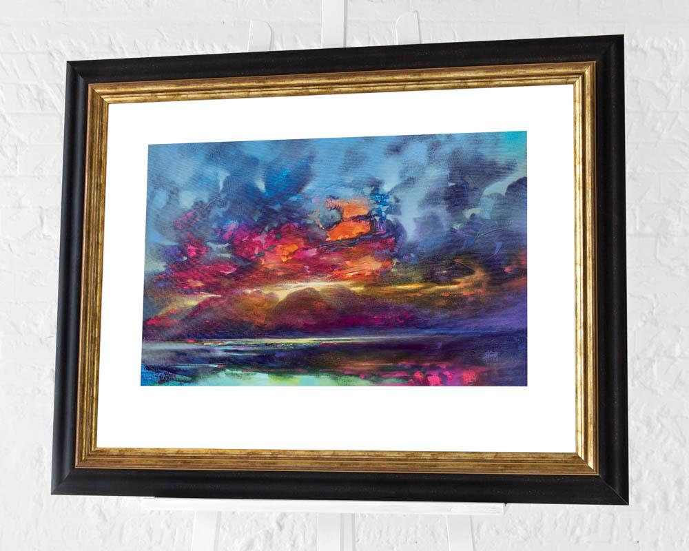 Scott Naismith (Island Light) Pre-Framed Art Prints