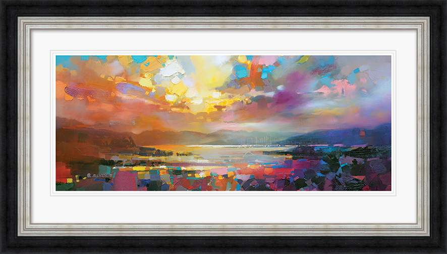 Scott Naismith (Marina) Pre-Framed Prints