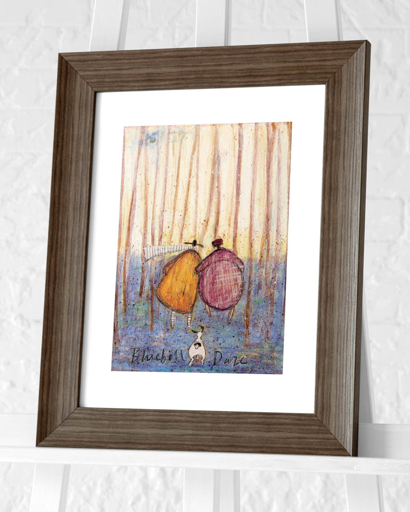 Sam Toft (Bluebell Daze) Pre-Framed Art Prints