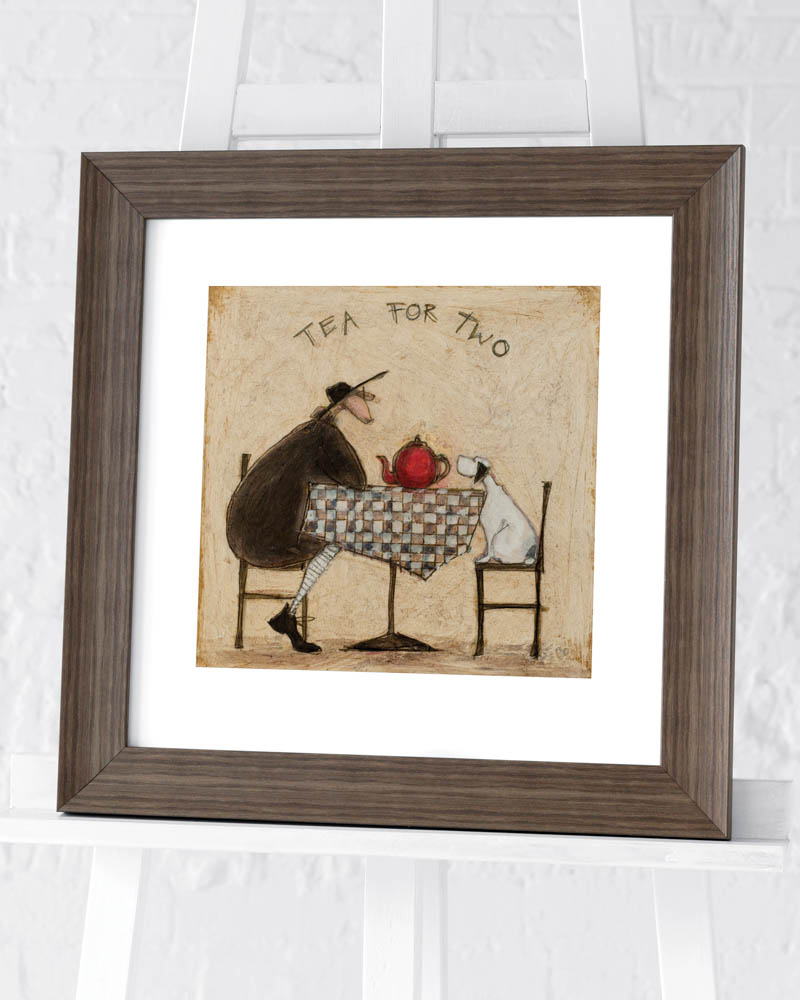 Sam Toft (Tea For Two) Pre-Framed Art Prints