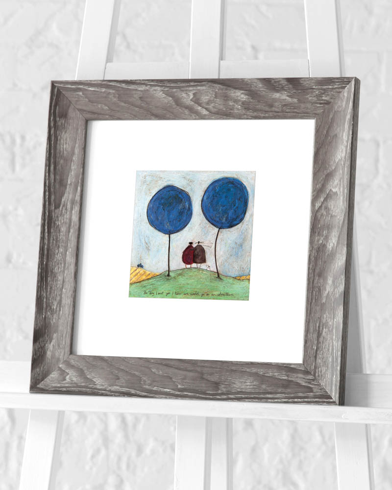 Sam Toft (The Day I Met You) Pre-Framed Prints