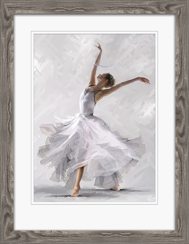 Richard Macneil Dance Of The Winter Solstice Art Print