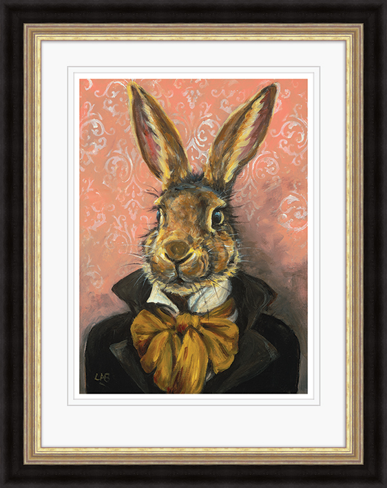 Louise Brown (Lord Bunnikins) Pre-Framed Prints
