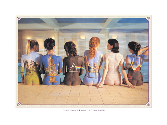 Pink Floyd (Back Catalogue) Art Prints