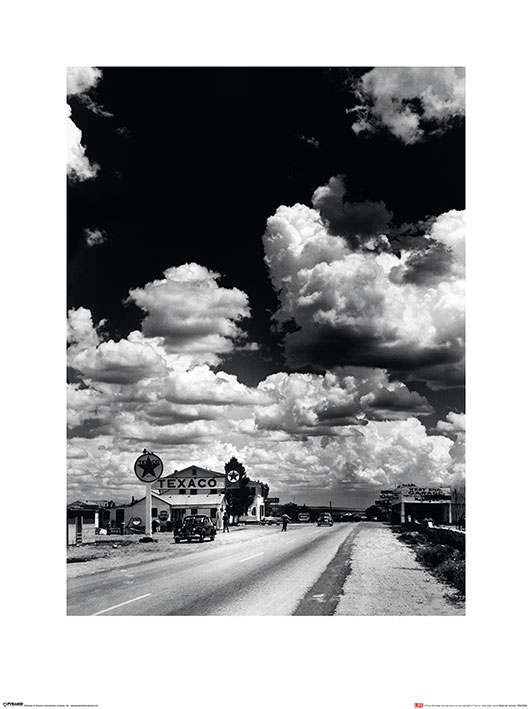 Time Life (Route 66, Arizona) Art Print