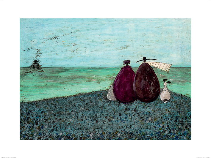Sam Toft (The Same as it Ever Was) Art Prints